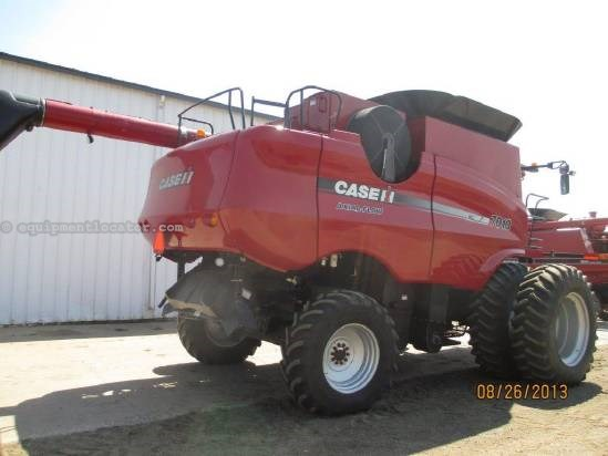 2007 Case IH 7010, 986 Sep Hrs, UPTIME READY!, New Cone, FT Combine For Sale
