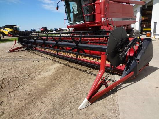 2007 Case IH 1020-30 ft, FT, Full Finger Auger (2188,2388,2588) Header-Flex For Sale