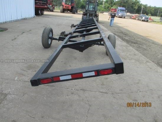 Other HRABIK 36 TRANSPORT, 2020/3020/2062/FD70/635 Header Trailer For Sale
