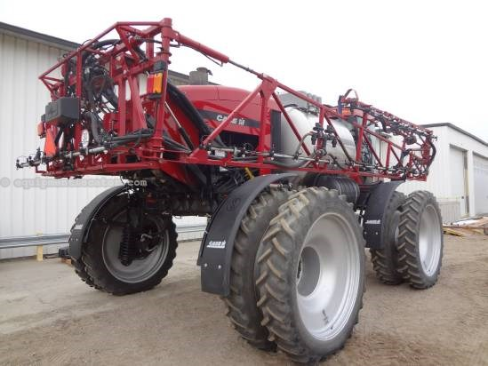 2007 Case IH SPX4420 - 1174 hrs, AIM Command, Full AutoSteer Sprayer-Self Propelled For Sale