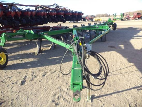 2007 John Deere 3710 - 10 bottom, Spring Resets, Coulter  Plow-Moldboard For Sale