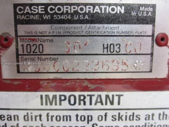 1997 Case IH 1020 Header-Flex For Sale