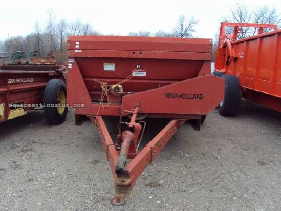 1999 New Holland 195 Manure Spreader-Dry/Pull Type For Sale