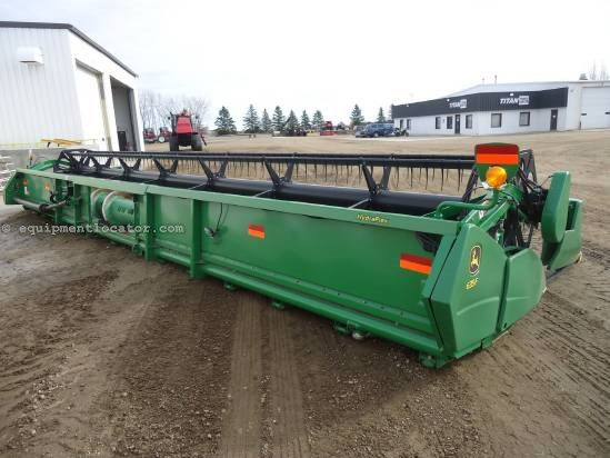 2009 John Deere 635 Header-Flex For Sale