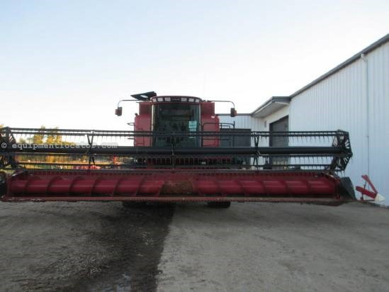 1996 Case IH 1020, 30', 1688/2188/2366/2388, Fore/Aft, HHC Header-Flex For Sale
