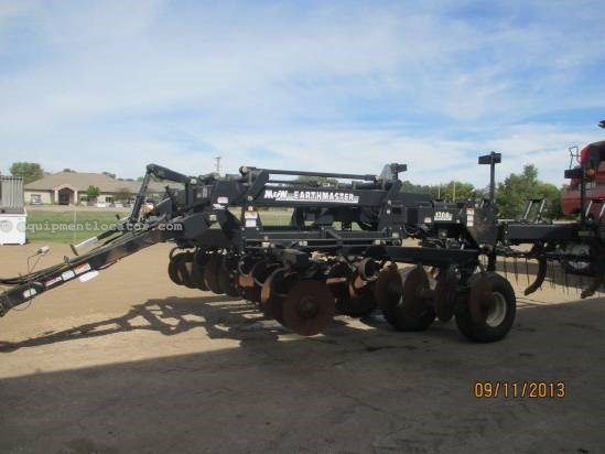 2003 M & W 1700, 17', 7 Shank, Cushion Gang, Hyd Sec Fold  Plow-Chisel For Sale