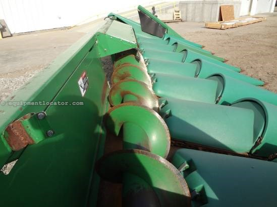 1996 John Deere 893 - 8R30, Hyd Deck (9610,9650,9750) Header-Corn For Sale