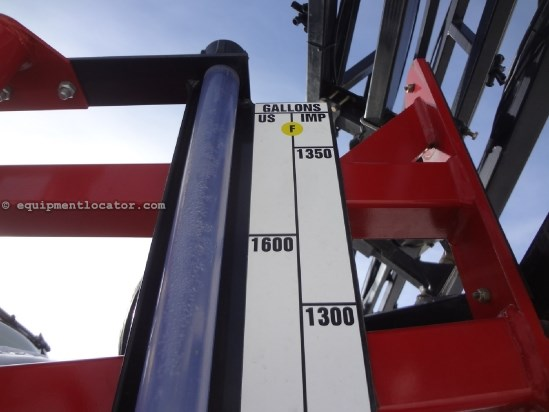 2009 Case IH SRX160 - 120 ft, 1600 gallons, 14.9R46, Hyd Pump  Sprayer-Pull Type For Sale