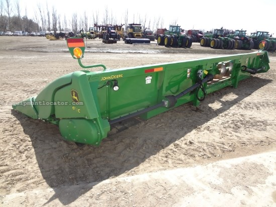 2012 John Deere 612C StalkMaster - 12R30 (9760,9860,9770,9870) Header-Corn For Sale