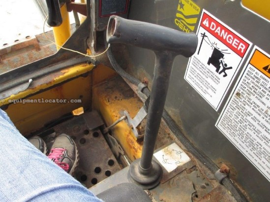 2000 Gehl 4635, 2538 Hrs, Aux Hyd, Dirt Bucket, Hand Control Skid Steer For Sale