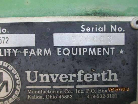 2004 Brent 572, 550 Bu., 1000 PTO, Hyd Auger Fold Grain Cart For Sale