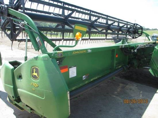 2004 John Deere 630F,30',(9670/9650/9660),HHC, Contour  Header-Flex For Sale