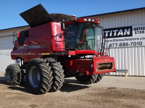2011 Case IH AF9120,UPTIME READY,818 Sep Hr,Warranty*,AFX Rotor Combine For Sale