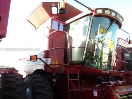 1997 Case IH 2188, 2501 Sep Hr, Spec Rotor, RT, AHHC  Combine For Sale