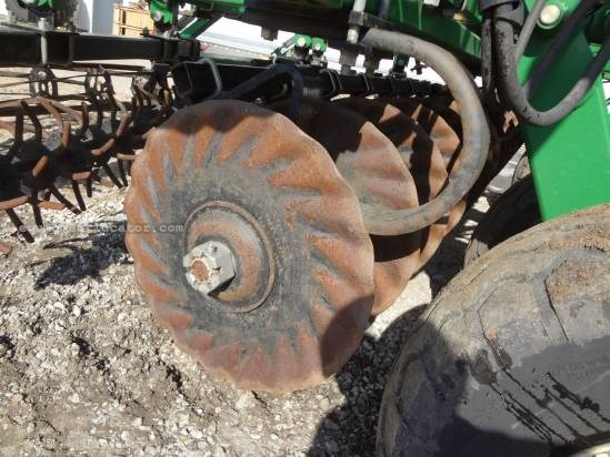 2012 Great Plains 4000TT - 40 ft, Spike Tooth, Rolling Baskets Vertical Tillage For Sale