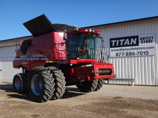 2011 Case IH AF8120-UPTIME Ready!, 814 Sep Hrs, AutoSteer, RT  Combine For Sale