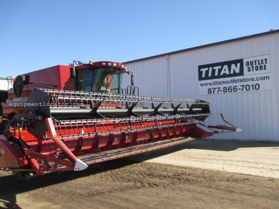 2009 Case IH 2020, 30', FT, HHC, 6088/7088/7010/8010 Header-Flex For Sale