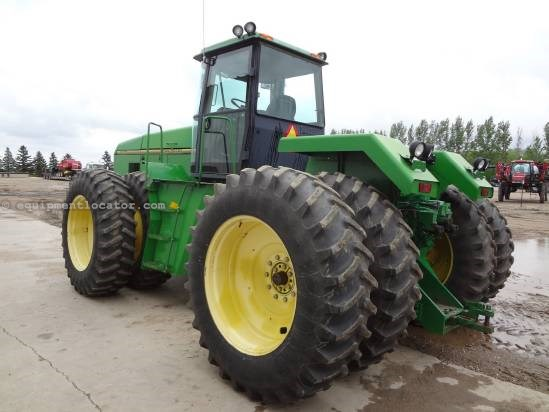 1996 John Deere 8570 Tractor For Sale
