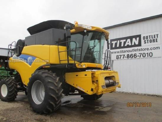 2010 New Holland CR9060, UPTIME READY!, 868 Sep Hr, Contour Combine For Sale