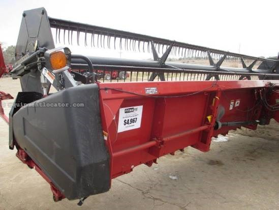 1997 Case IH 1020, 30', HHC, FT, Fore/Aft, 1688/2188/2366/2388 Header-Flex For Sale