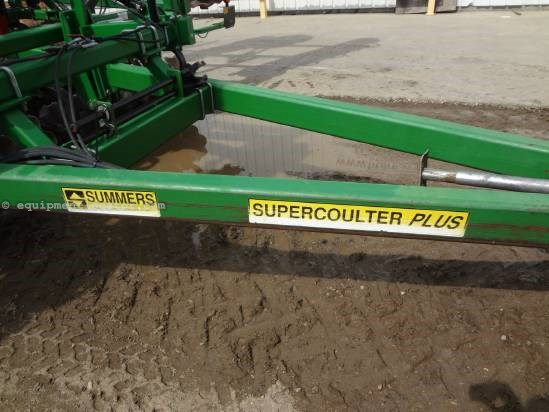 2010 Summers SuperCoulter Plus - 40 ft, Rolling Baskets, Harrow Vertical Tillage For Sale