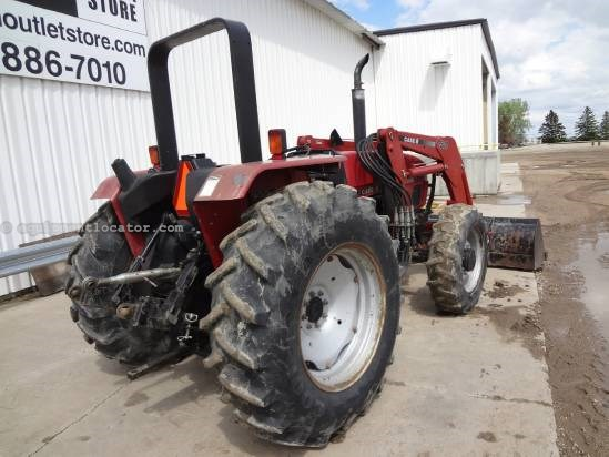 2000 Case IH C90 Tractor For Sale