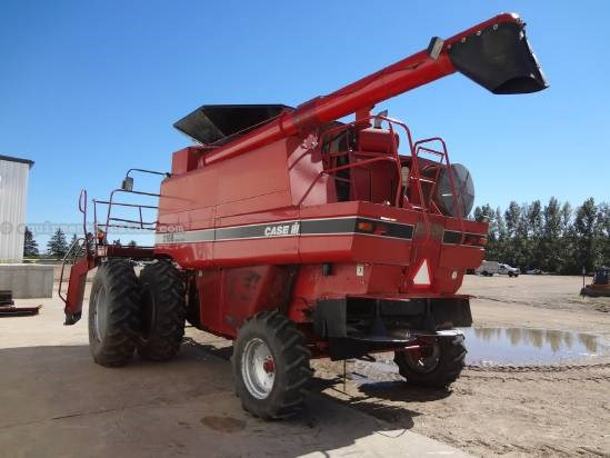 1995 Case IH 2188 - Sep Hrs 4236, 18.4R38 Dls, Chopper, RT Combine For Sale