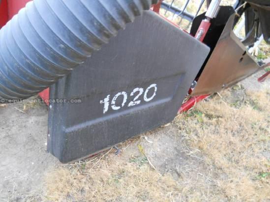 1992 Case IH 1020 - 25', AirBar (1666,2166,2366,1688,2188,2388) Header-Flex For Sale