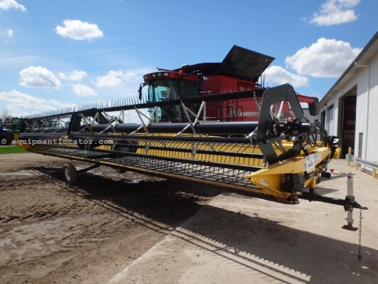 2009 New Holland 94C - 42 ft, Transport (CR9060,CR9070,CR9080) Header-Draper For Sale