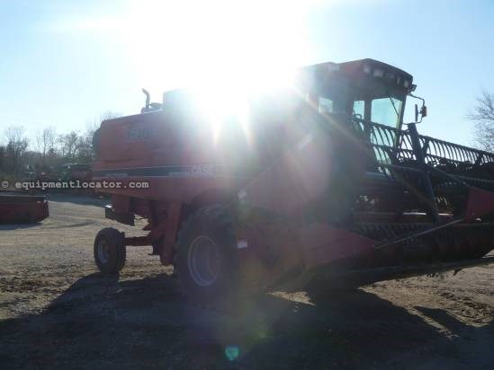 1988 Case IH 1640, 3093 Hr, Fore/Aft, AHH, Straw & Chaff Spread Combine For Sale