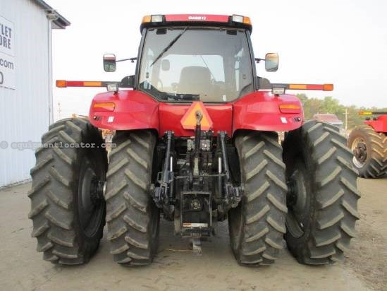 2010 Case IH MX180 Tractor For Sale
