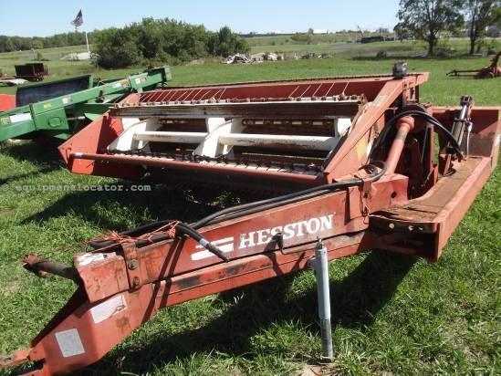 Hesston 1090 Mower Conditioner For Sale at EquipmentLocator com