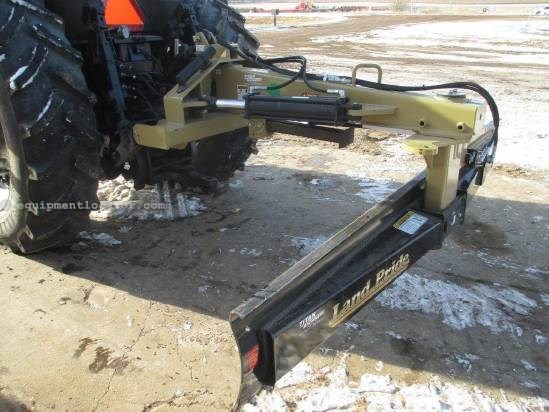 "2011 Land Pride RBT45108, 9"", 3 Way Hyrdaulic Blade Front For Sale"