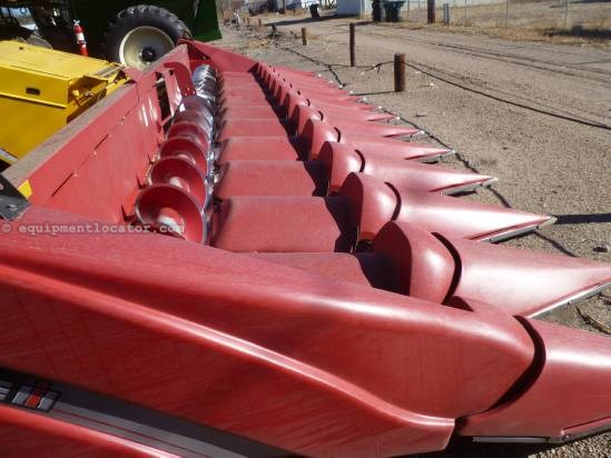 2010 Case IH 3412, 12R30, (7010/7120/8010/8120), FT, Headsight  Header-Corn For Sale