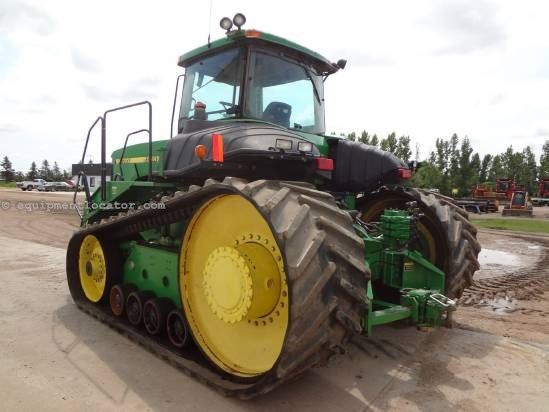 "2000 John Deere 9300T - 6631 hrs, 36"" Tracks, 3 hyd Tractor For Sale"