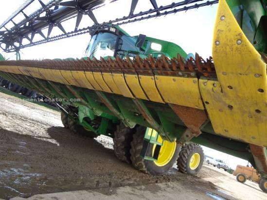 2010 John Deere 635F - 35 ft, Contour (9660,9760,9860,9770,9870) Header-Flex For Sale