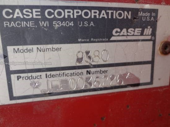 1996 Case IH 9380 - 9334 hrs, Triples, PS, 4 hyd Tractor For Sale