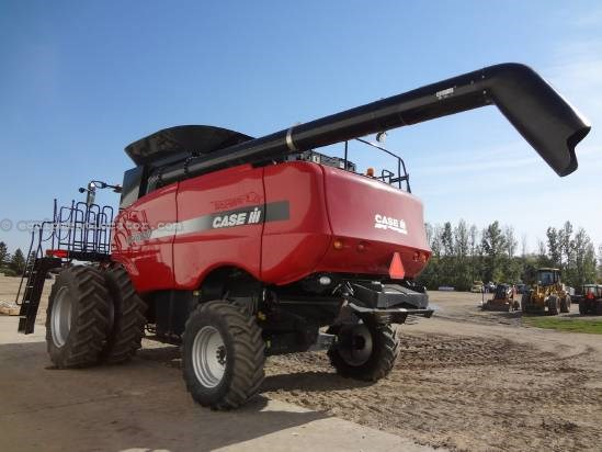 2006 Case IH AFX8010 - Sep Hrs 1644, Duals, FT, RT, Pro600 Combine For Sale