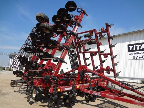 2007 Salford 570RTS - 41 ft, ALL NEW DISCS, Imp Tires Vertical Tillage For Sale