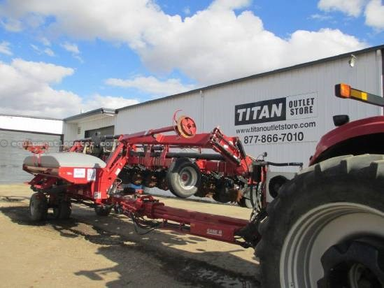 2007 Case IH 1240, 16R30, UPTIME READY!, Vacuum Metering Planter For Sale
