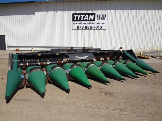 2004 Geringhoff RD830 - 8R30, Chopping (9660,9760,9860,9770,9870) Header-Corn For Sale