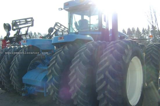 1997 New Holland 9682, 4250 Hrs, 360 HP, 4 Remotes, Cab w/ Air Tractor For Sale