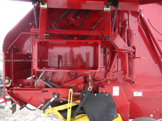 2010 New Holland BR7090 Baler-Round For Sale