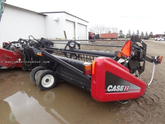 2010 Case IH 2162 - 40 ft, Transport (7088,7010,8010,7120,8120) Header-Draper For Sale