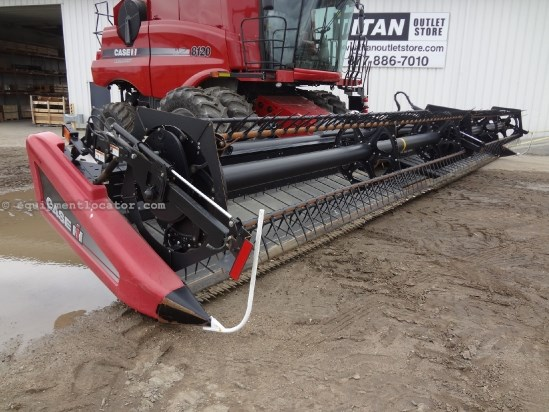 2010 Case IH 2162 - 40 ft, Double Knife (8010,8120,8230,9120) Header-Draper For Sale