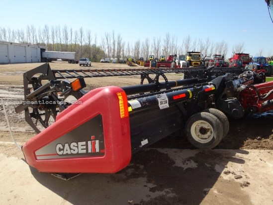 2011 Case IH 2162 - 40 ft, Double Knife (8010,8120,8230,9120) Header-Draper For Sale