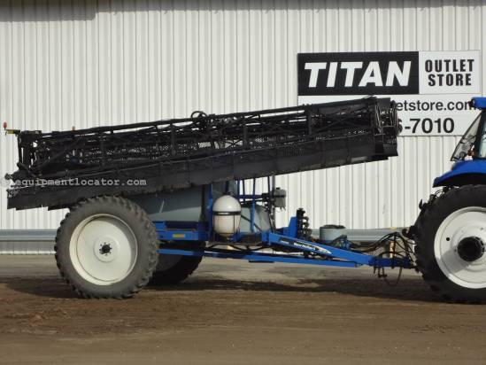2006 New Holland SF110 - 90 ft, 14.9R46, 1000 gallons Sprayer-Pull Type For Sale