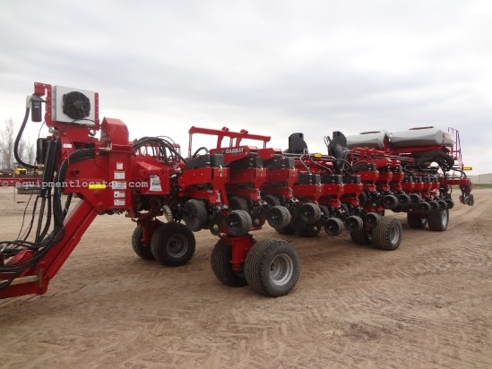 2010 Case IH 1260, 32R30, Accu-Row, PRO 700, PTO Pump Planter For Sale