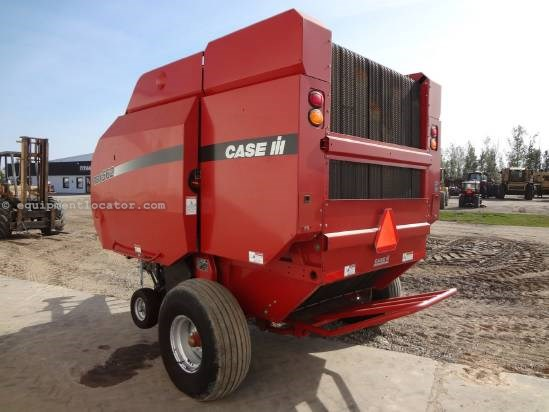 2003 Case IH RBX562 - Hyd Pickup, 1000 pto, Kicker Baler-Round For Sale