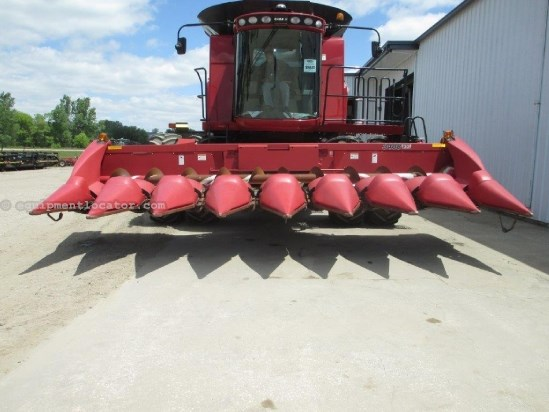 2010 Case IH 3408,8R30, FT, Hyd Deck Plates,7010/7120/8010/8120 Header-Corn For Sale